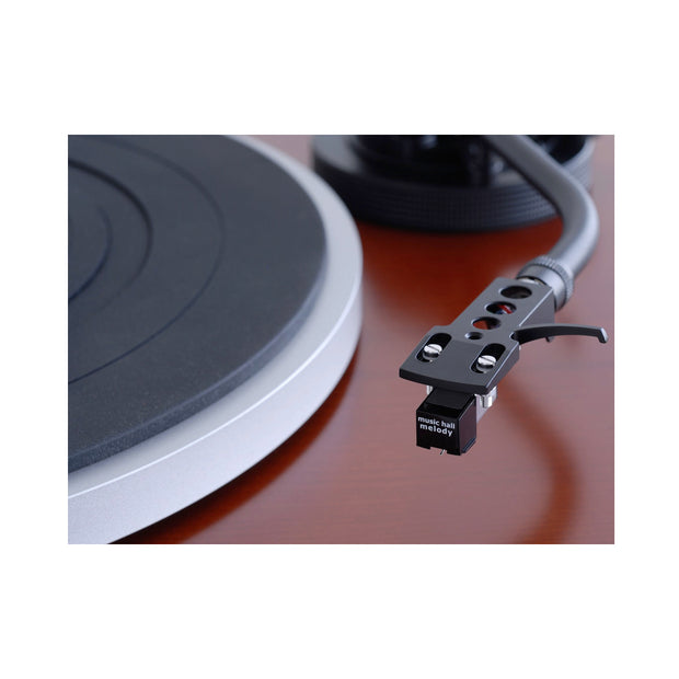 Music Hall turntable mmf 1.5 with cover and cartridge - Audio Influence Australia _5