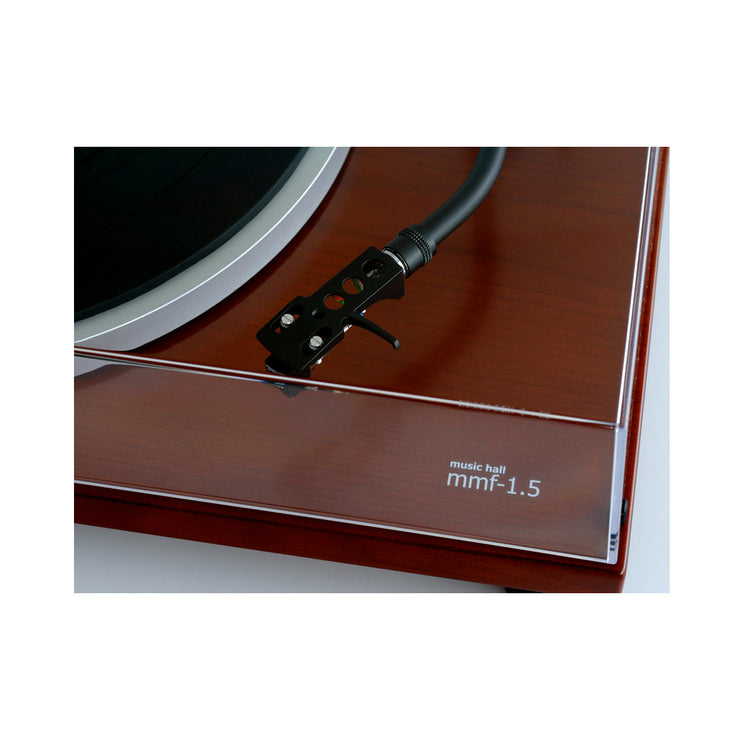 Music Hall turntable mmf 1.5 with cover and cartridge - Audio Influence Australia _6