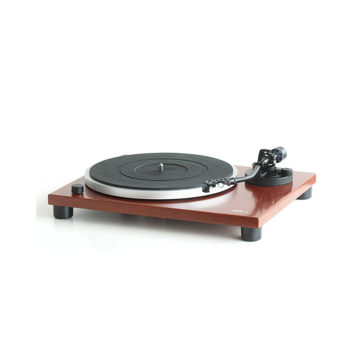 Music Hall turntable mmf 1.5 with cover and cartridge - Audio Influence Australia