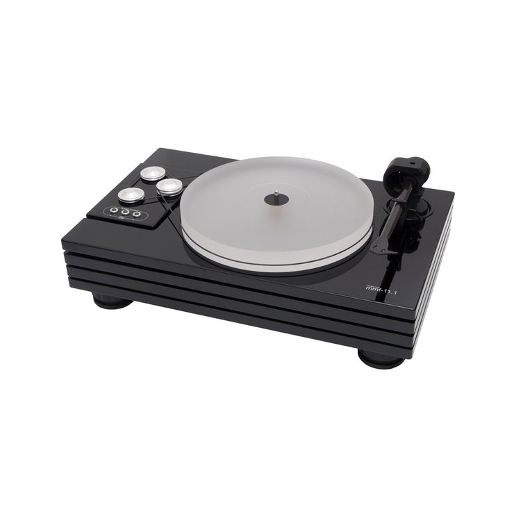 Music Hall turntable mmf 11.1 with cover and cartridge - Audio Influence Australia
