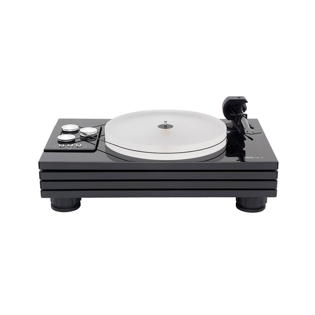 Music Hall turntable mmf 11.1 with cover and cartridge - Audio Influence Australia _2