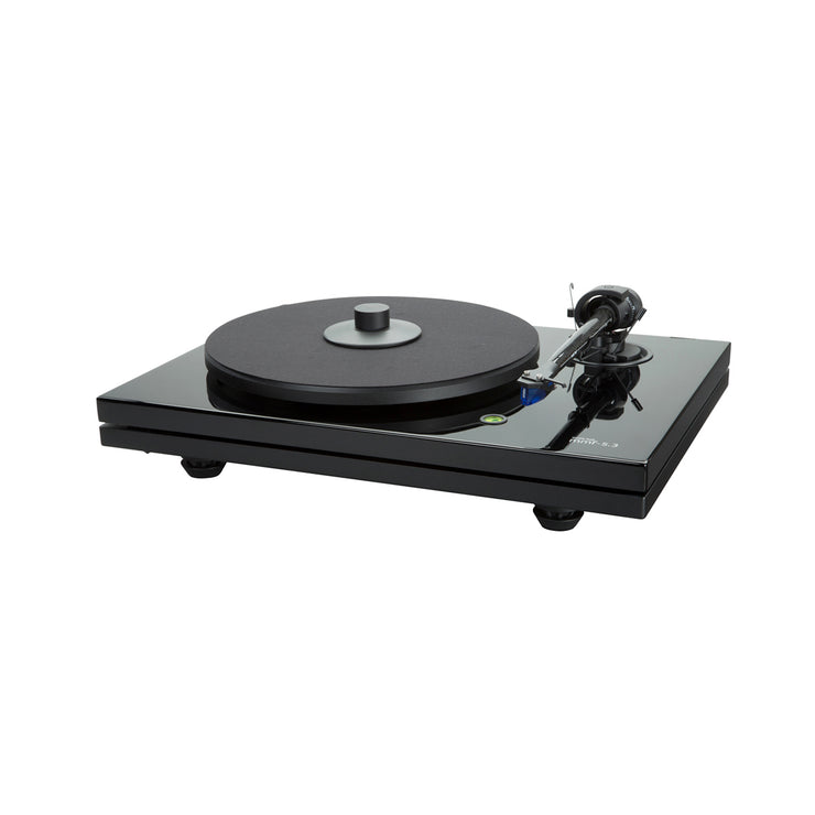 Music Hall turntable mmf 5.3 with cover and cartridge - Audio Influence Australia