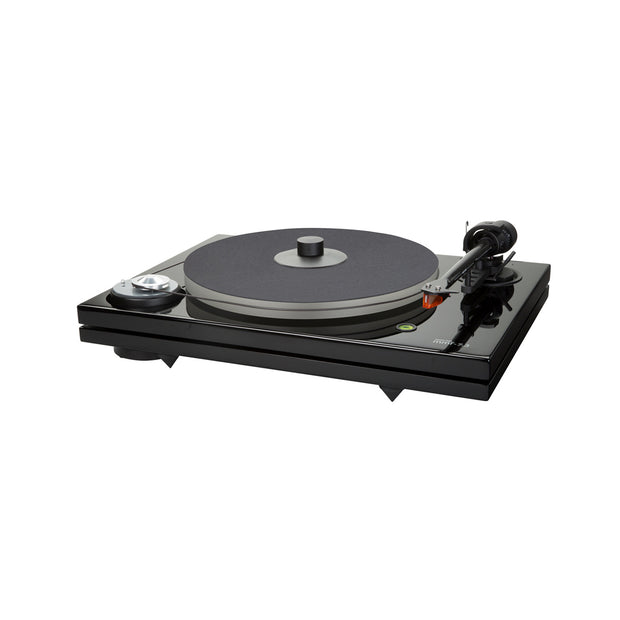 Music Hall turntable mmf 7.3 with cover and cartridge - Audio Influence Australia