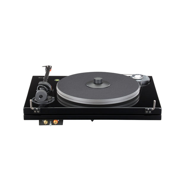 Music Hall turntable mmf 7.3 with cover and cartridge - Audio Influence Australia _2