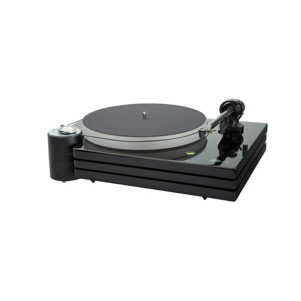 Music Hall turntable mmf 9.3 with cover and cartridge - Audio Influence Australia