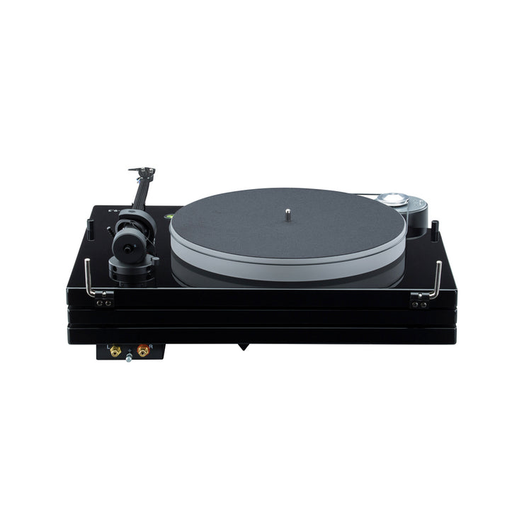 Music Hall turntable mmf 9.3 with cover and cartridge - Audio Influence Australia _2