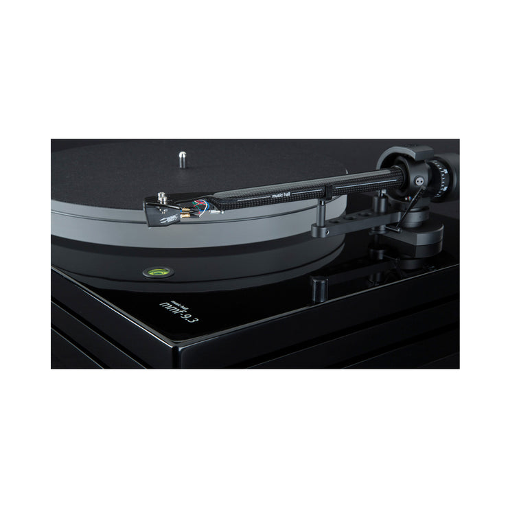 Music Hall turntable mmf 9.3 with cover and cartridge - Audio Influence Australia _4