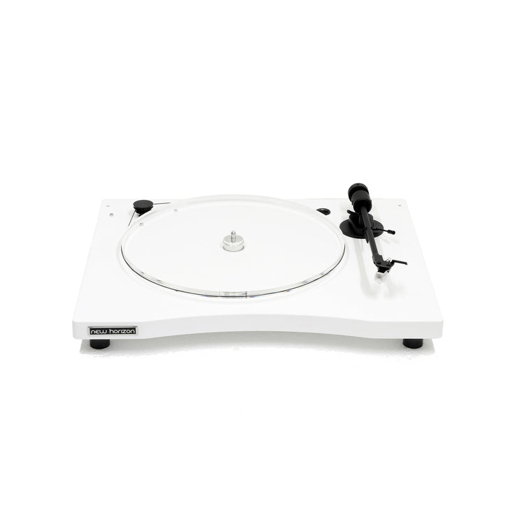 New Horizon turntable gd 1 with cover and cartridge - Audio Influence Australia 2