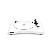 New Horizon turntable gd 1 12 with cover and cartridge - Audio Influence Australia