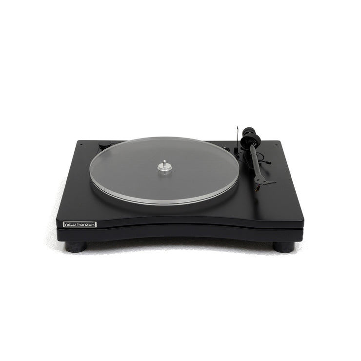 New Horizon turntable gd 2 with cover and cartridge - Audio Influence Australia 3