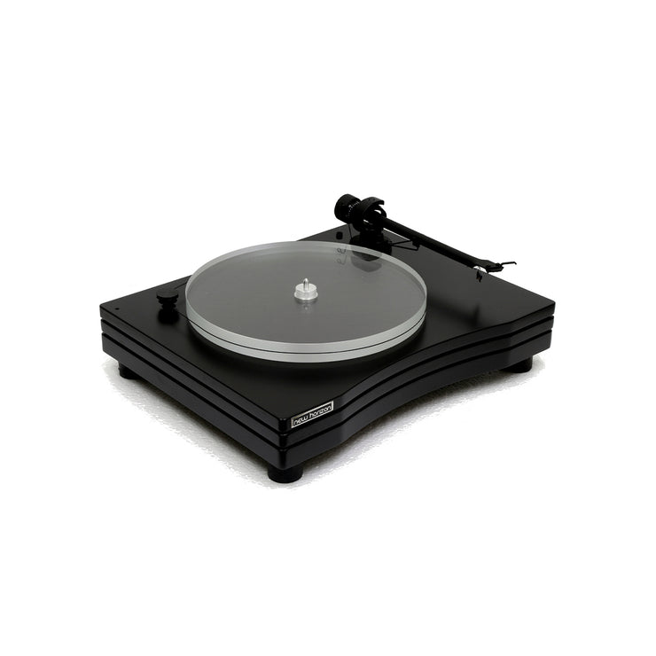 New Horizon turntable gd 3 with cover - Audio Influence Australia 3