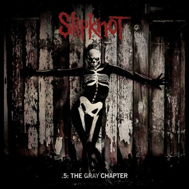 Slipknot - .5: The Gray Chapter LP record - Audio Influence