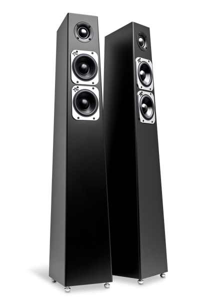 Totem - Tribe Tower - Floor Standing Speakers New Zealand