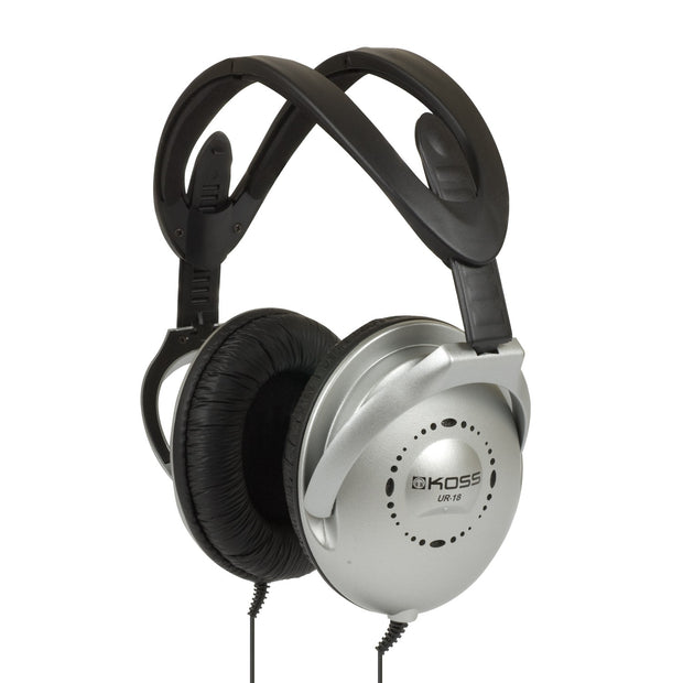 Koss ur18 over ear headphones - Audio Influence Australia
