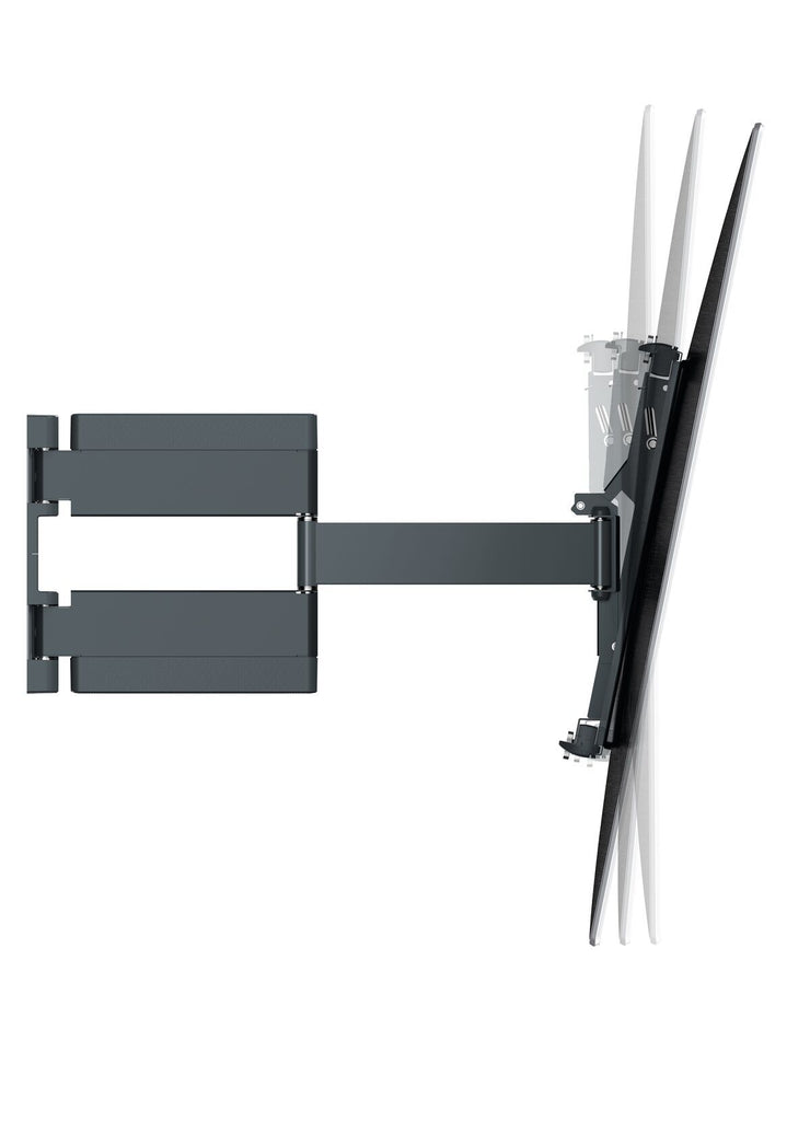 Vogels thin 550 extrathin full motion tv wall mount - Audio Influence Australia 4