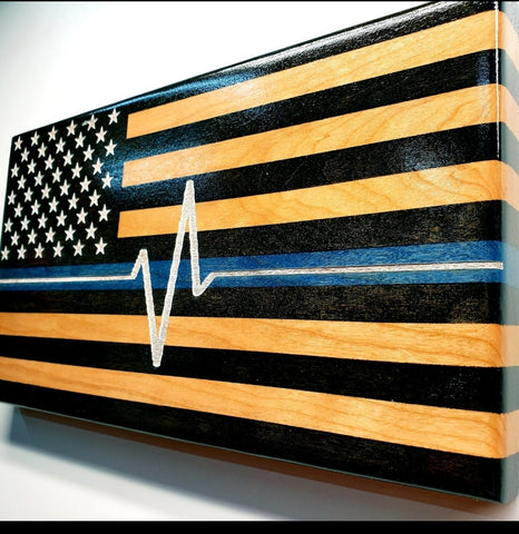 One Heartbeat Desktop Flag