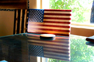 "Desktop American Flag - ""Young Glory"""