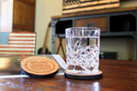 Military Branch Coasters - Set of 4