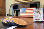 Military Branch Coasters - Variety Pack - Set of 5