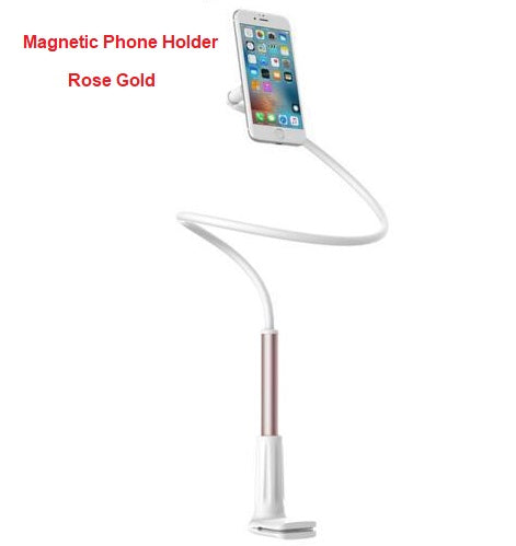 Magnetic Smartphone holder with Flexible Arm