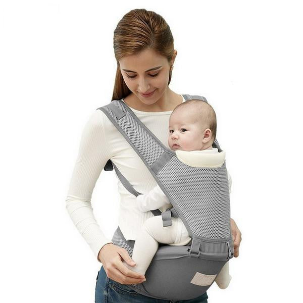 Convertible Mesh Baby Carrier - Doodaddz