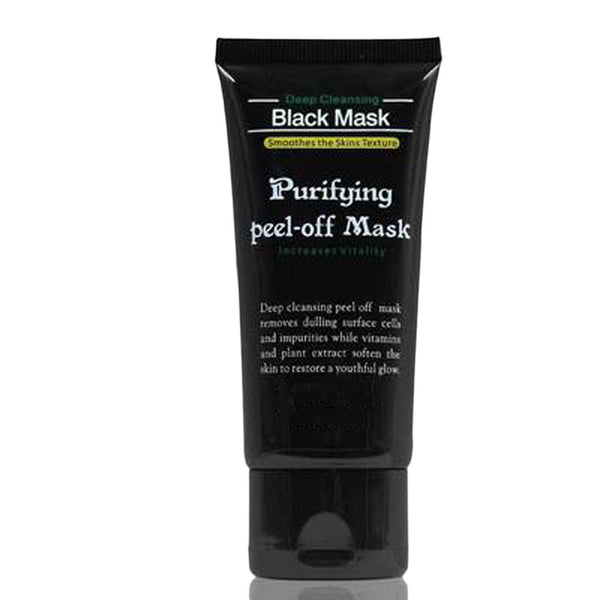 Activated Charcoal Purifying Peel Off Face Mask