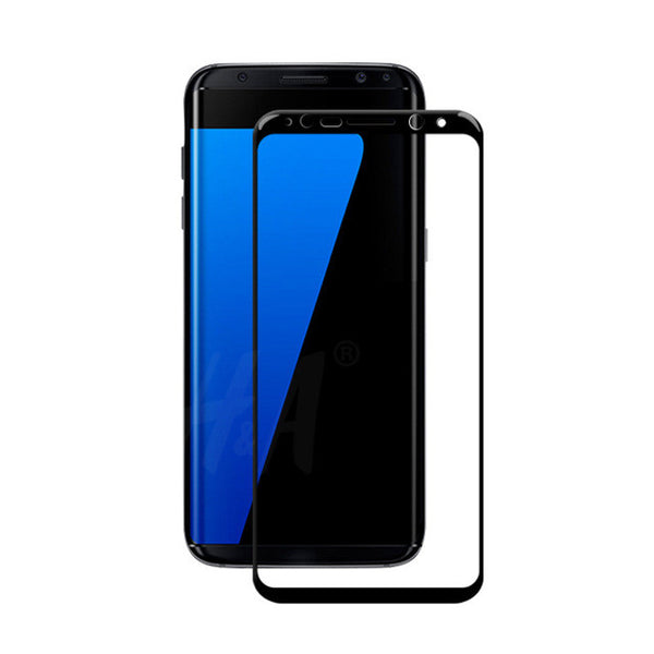 Premium Tempered Glass Screen Protector for Samsung Galaxy S8, S8+ or S7 edge - Doodaddz