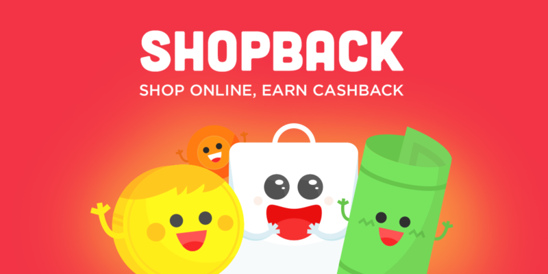 Shopback - earn cash while you shop online