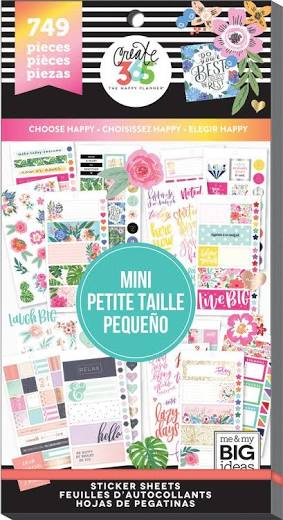 Me and My Big Ideas Create 365 Happy Planner Stickers
