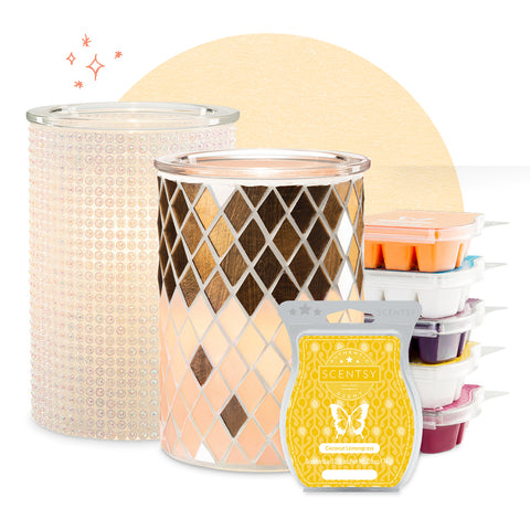 Scentsy Warmers and bars