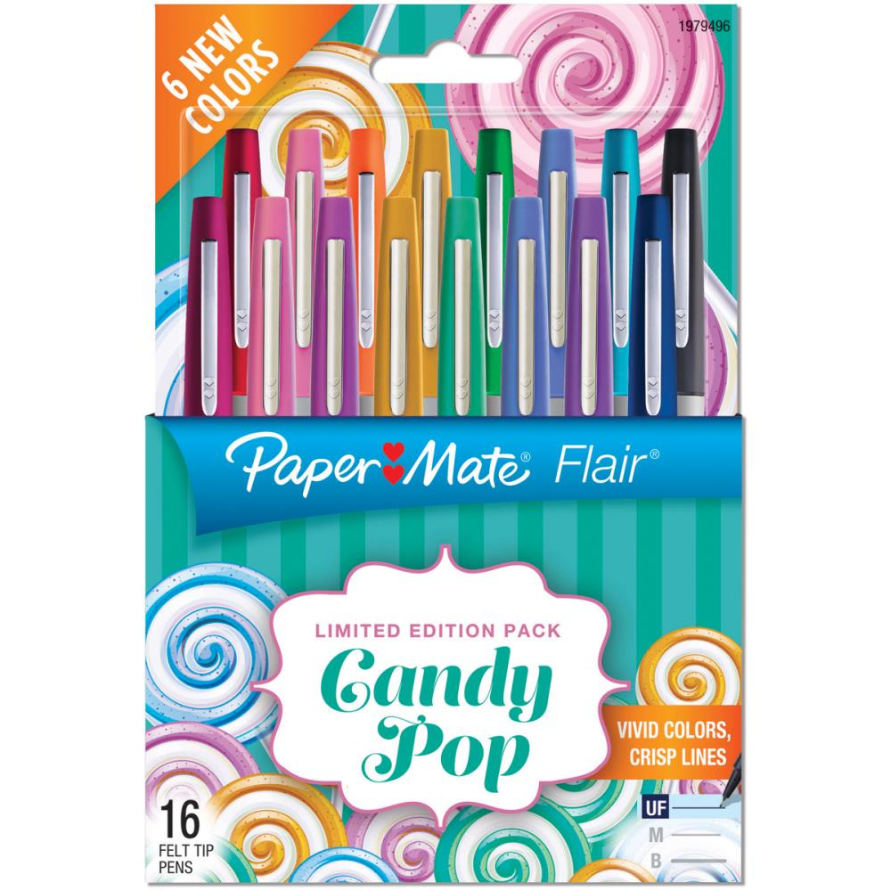 Paper Mate Candy Pop Flair Limited Edition - ultra Fine tip - 1979496