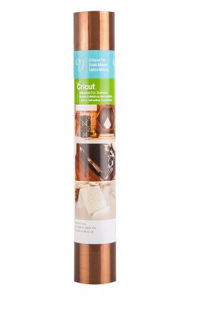 "Cricut Adhesive Foil 12x48"" Roll - Copper Stainless - 2003341"