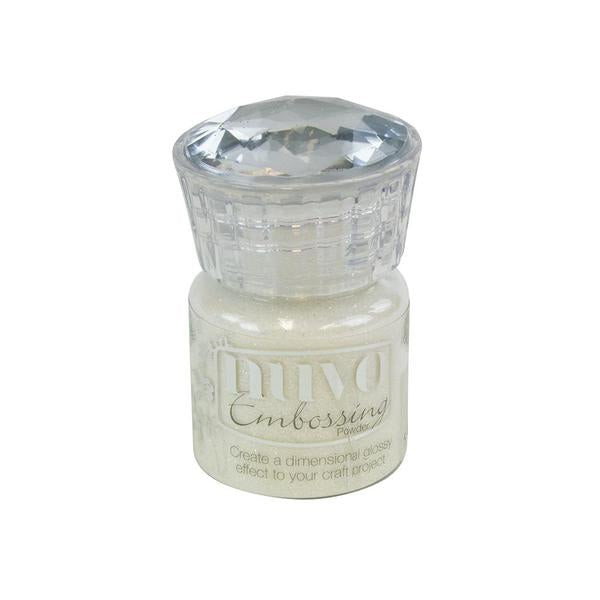 Nuvo - Tonic Studio - Glitter Embossing Powder -  Shimmering Pearl  - 599N