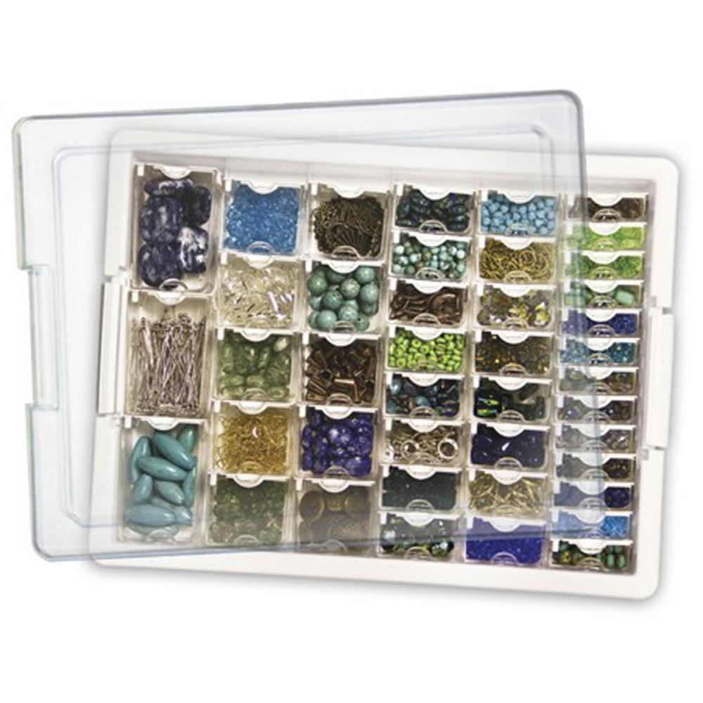 Elizabeth Ward Tiny Container Bead Storage Tray - EWC0510