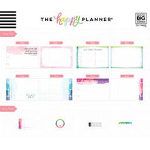 New Me and My Big Ideas Classic Happy Planner Sticker Book and Accessory Pack  -Watercolour Brights - PLMP-06