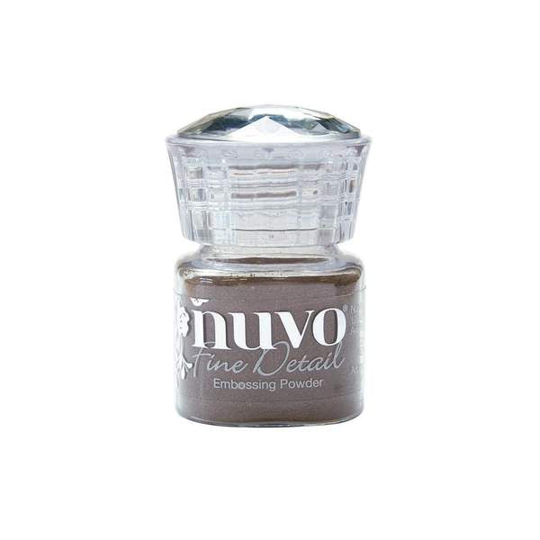 Nuvo - Tonic Studio - Embossing Powder -  Fine Detail - Copper Blush - 582N