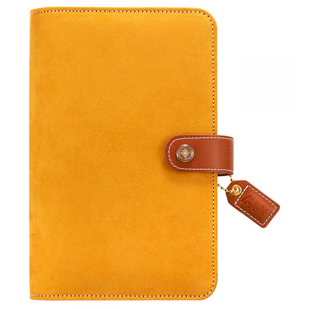 Webster's Pages Colour Crush Personal Planner Kit - Mustard Suede