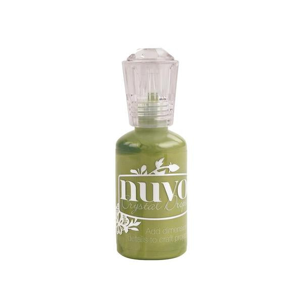 Nuvo - Tonic Studio -Crystal Drops - Bottled Green - 682N