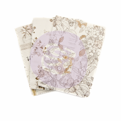 New Prima Pretty Pale Passport Size Insert pack of 3