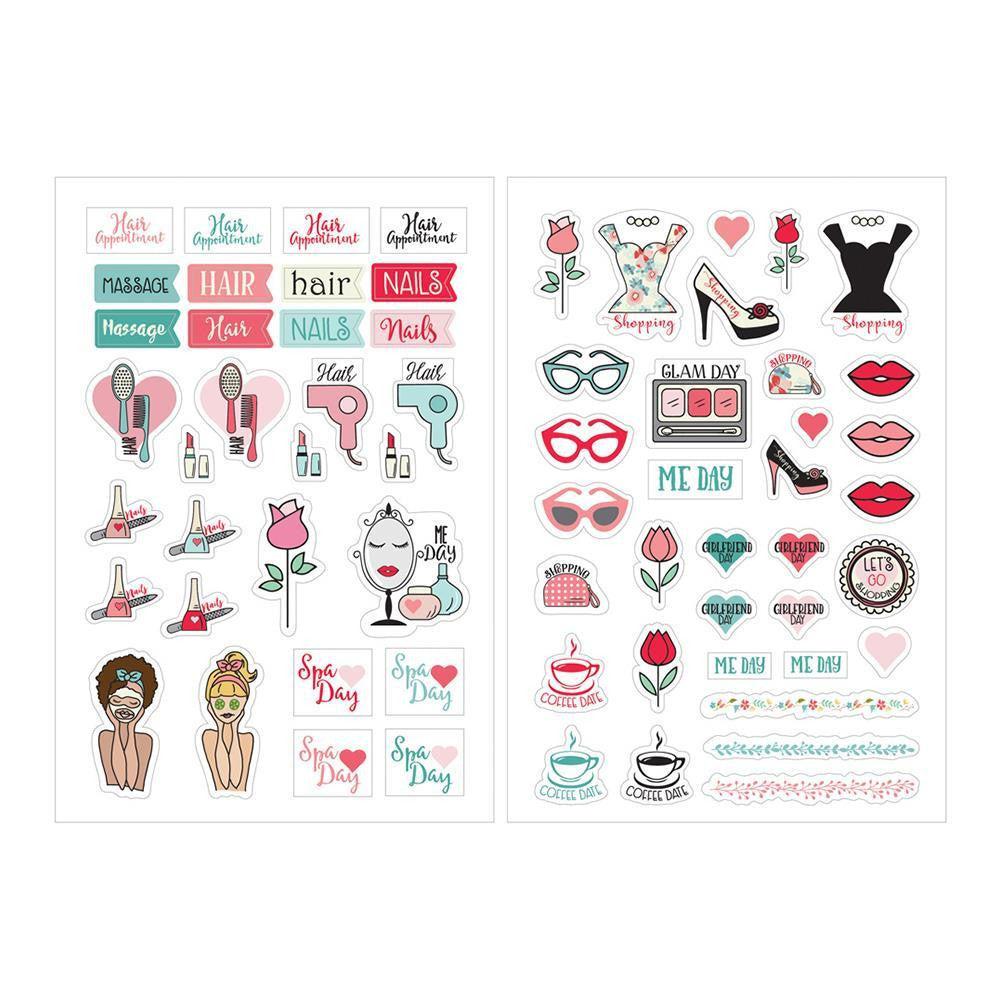 Prima Julie Nutting Planner 65 Pieces - Beauty - 912024