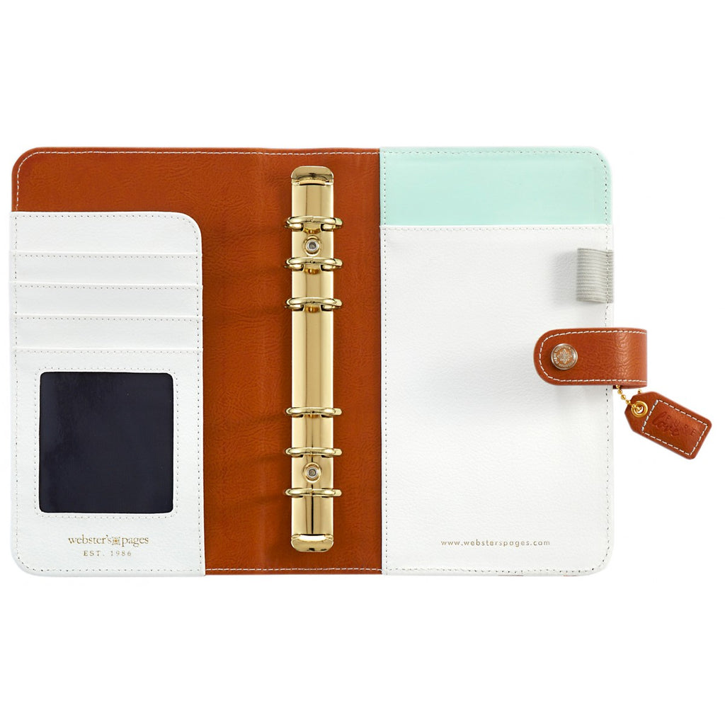 Webster's Pages Colour Crush Personal Planner Kit - Hexogon