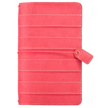 New 2018 Webster's Pages Colour Crush Standard Size Travelers Notebook - Pink St