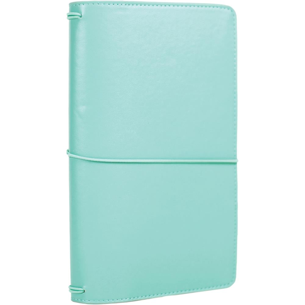 "Echo Park Travelers Notebook 6x9"" - Teal"