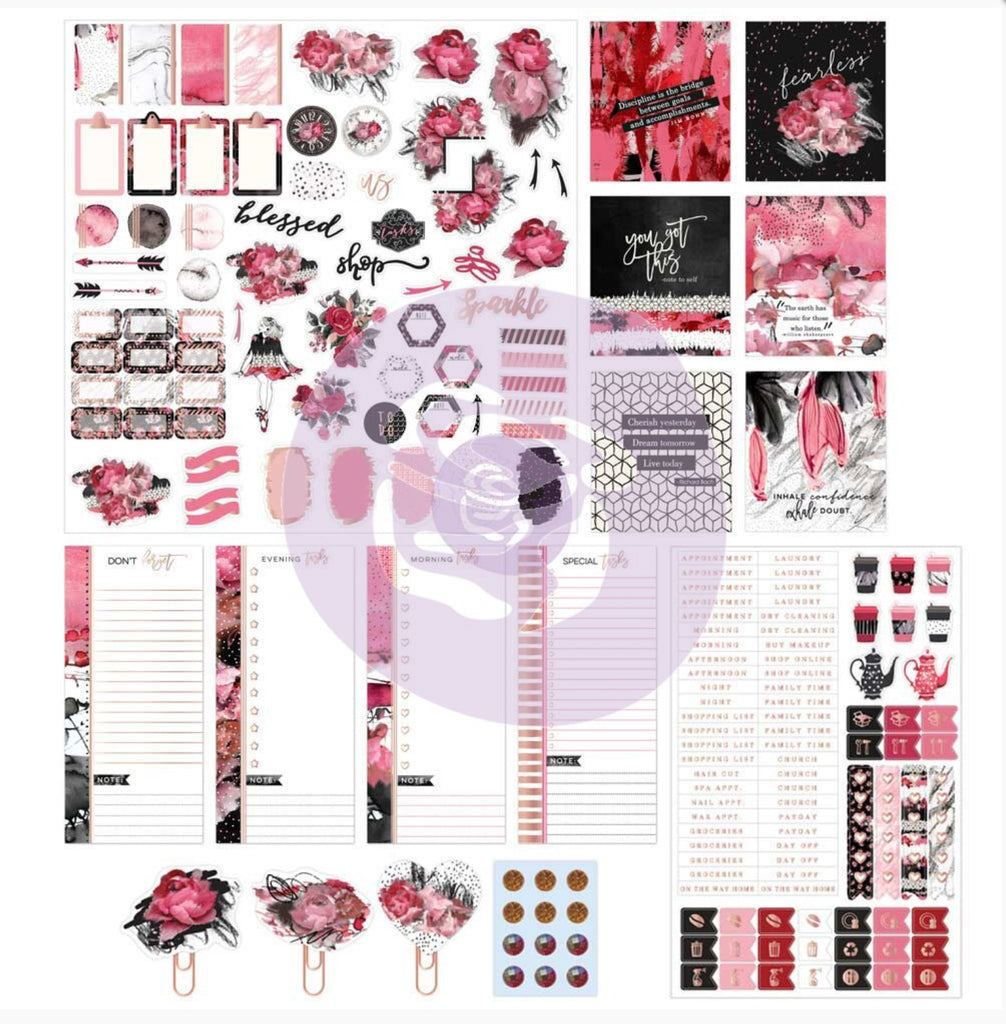 My Prima Planner Kit - Dream On - 596408