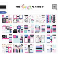 Me and My Big Ideas Classic Happy Planner Sticker Book and Accessory Pack  -