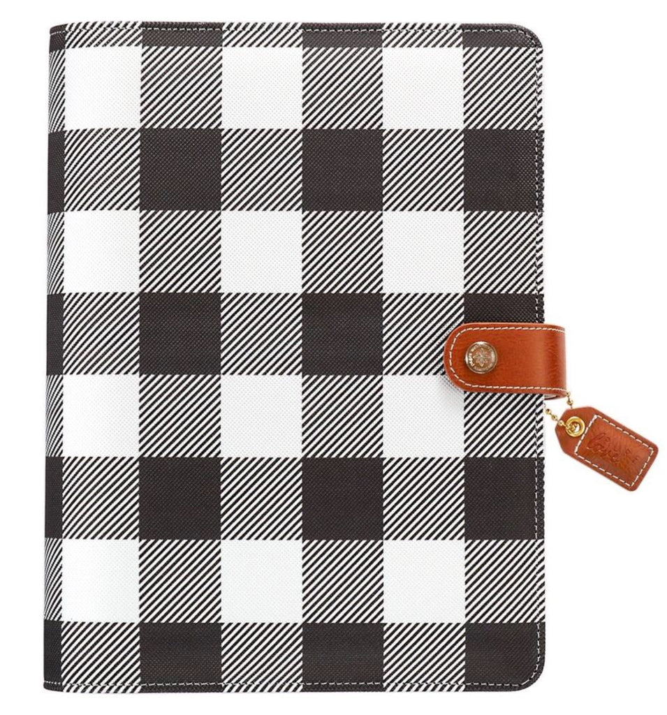 Webster's Pages Colour Crush A5 Planner Kit - Buffalo Plaid