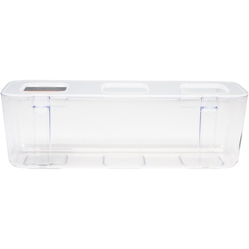 Deflecto Stackable Storage Caddy - large bin