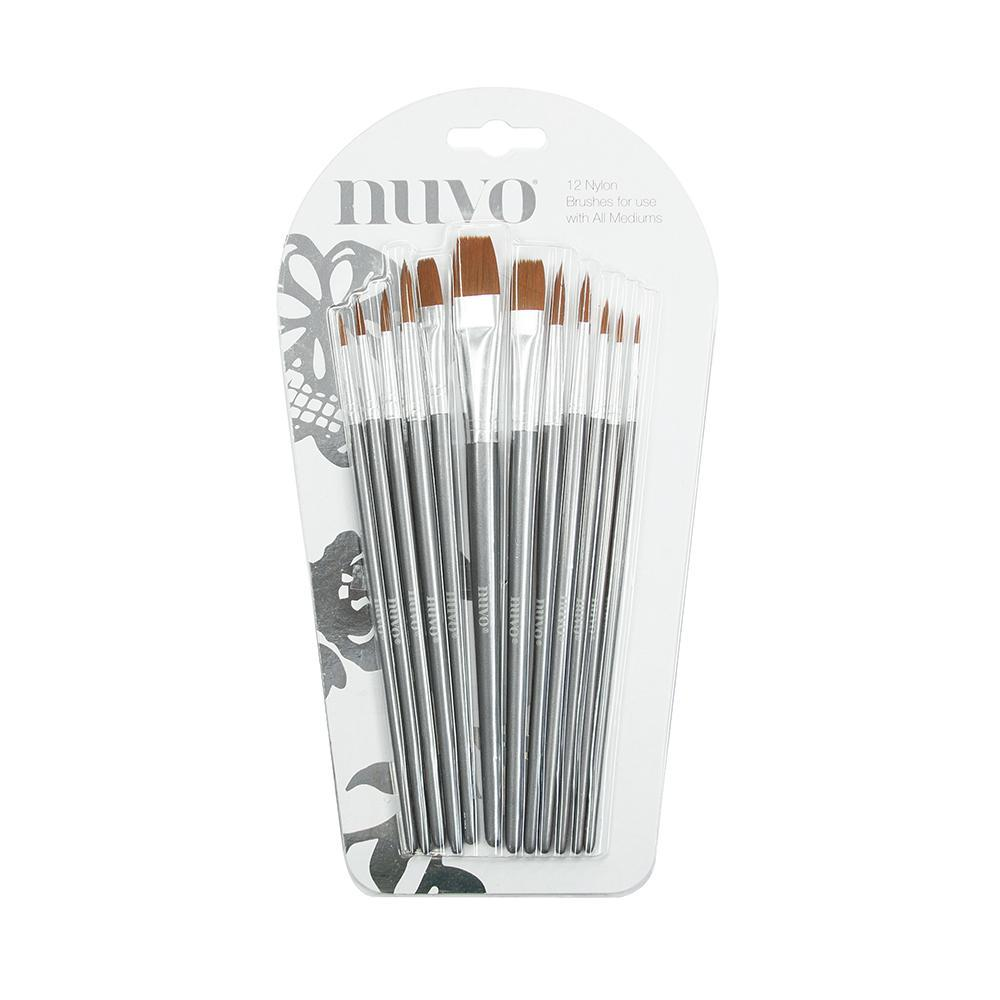 Nuvo - Tonic Studio - Brushes Set