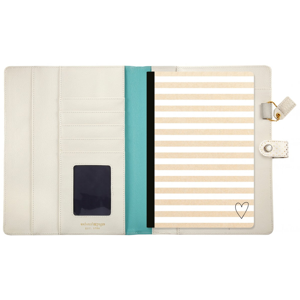 Webster's Pages Composition Planner -  Light Teal cp001
