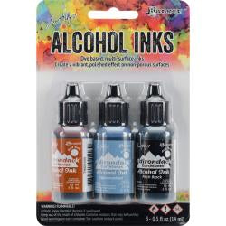 Tim Holtz Alcohol Ink 3 pack - Tim20721